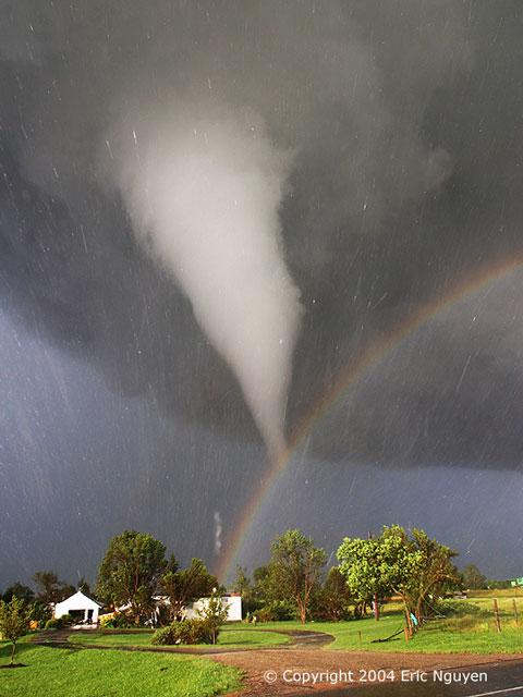 Ljepota munja Tornado_nguyen